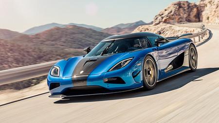 Christian von Koenigsegg puede rastrear cualquiera de los autos de su marca desde su teléfono