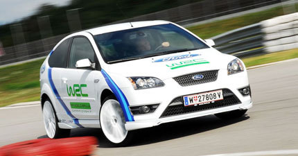 Ford Focus ST WRC Edition, ahora para Austria