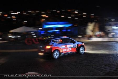 Arranca la tercera fecha del WRC 2015 en Guanajuato