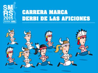 Derbi de las aficiones 2015: merengues contra colchoneros
