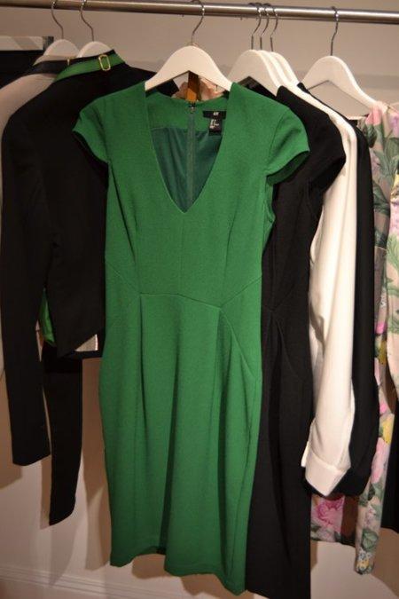 Verde H&M colección Primavera-Verano 2012