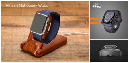 ¿Listo para la llegada del Apple Watch? estos son sus 9 mejores accesorios
