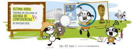 VoIP2Day, el mundo de la telefonía VoIP se reúne en Madrid durante dos jornadas