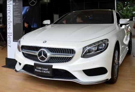 Mercedes-Benz en la Gala Internacional del Automóvil 2014
