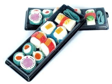 Bueno, bonito y barato: Sushi Variado de Chuches
