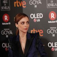 Goyas 2018: Leticia Dolera apuesta (y gana) por una coleta baja