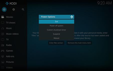 Kodi 20 se llama Nexus y ya se puede descargar en las primeras versiones de prueba