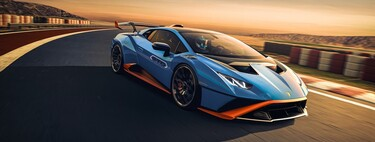 Lamborghini Huracán STO, el superdeportivo de pista que puedes manejar en la calle