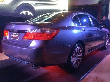 Honda Accord Sport: Precios, versiones y equipamiento en México