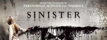 Cine en el salón: \'Sinister\', más que miedo, mal rollo