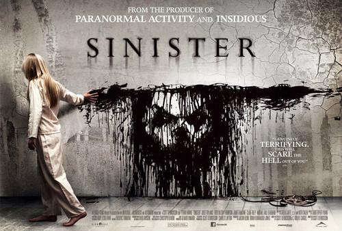 Cine en el salón: 'Sinister', más que miedo, mal rollo