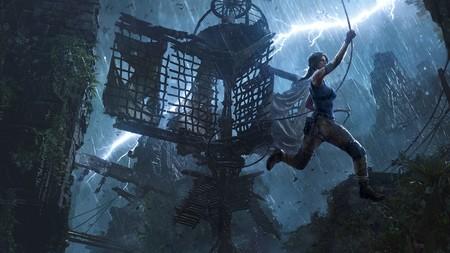 Shadow of the Tomb Raider recibe El Pilar, su segundo DLC,  con un nuevo tráiler. ¿Qué ha provocado el apocalipsis maya?