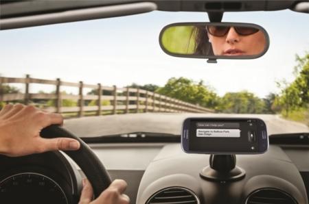 Galaxy S3 en coche