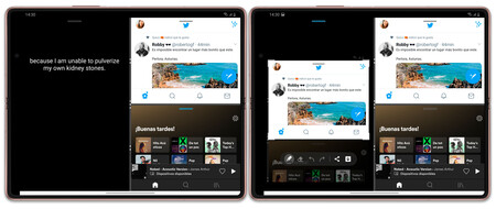 Samsung Galaxy Z Fold 2 4a Captura Selectiva
