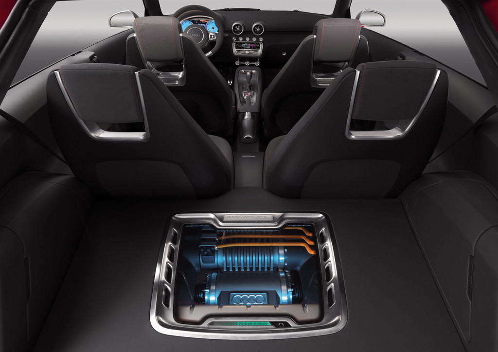 Foto de Audi A1 Metroproject Quattro Concept (22/35)