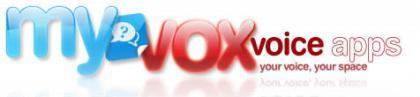 MyVox, aplicaciones de voz