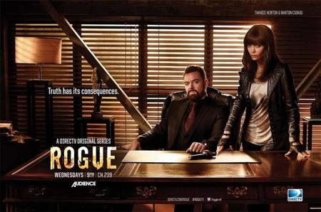 'Rogue' consigue tercera temporada en DirecTV