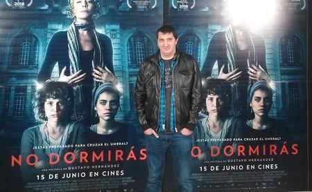 """""""Hay mucho del cine de Polanski en No Dormirás"""". Gustavo Hernández, director"""