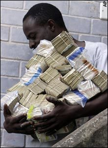 ¿Tienes cambio de 100.000.000 millones?