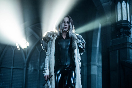 Kate Beckinsale Underworld Guerras De Sangre