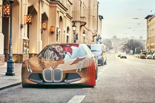 BMW Vision Next 100: entra y sabrás si todavía te gustará conducir en el futuro