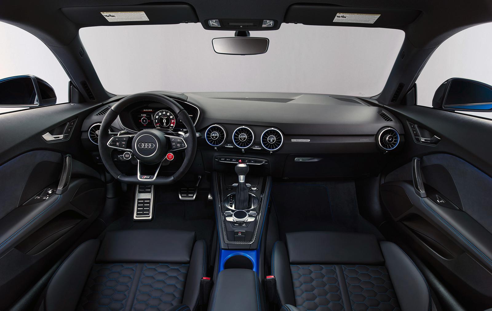 Foto de Audi TT RS 2019 (14/22)