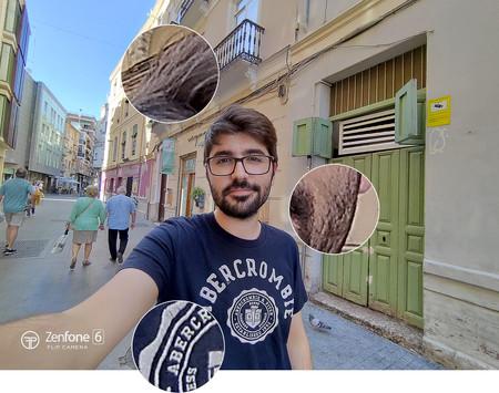 Selfie Gran Angular Dia