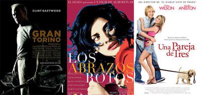Taquilla española: Almodóvar no puede con Clint Eastwood