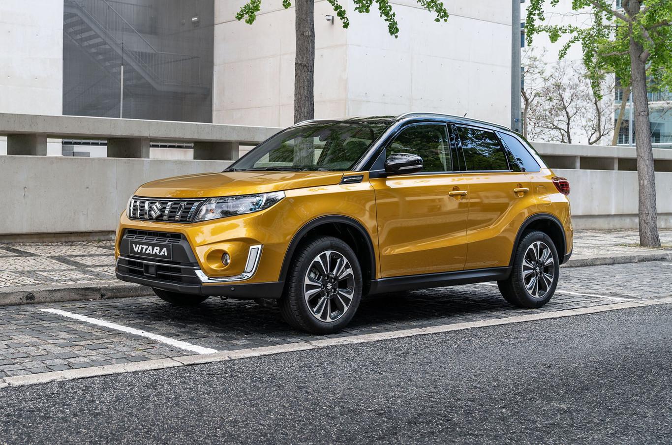 2021 Suzuki Grand Vitara Review