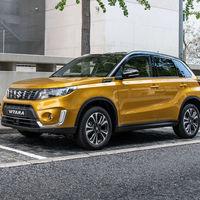 El renovado Suzuki Vitara 2019 llega al mercado en septiembre, principalmente con más tecnología
