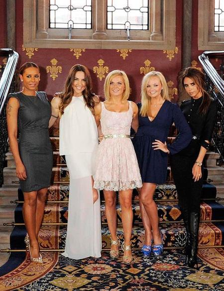 ¡Las Spice Girls contraatacan!