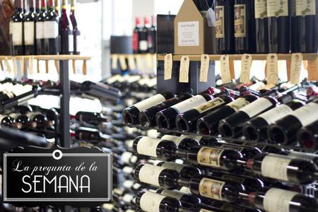 ¿Sois aficionados a comprar vino por internet? La pregunta de la semana