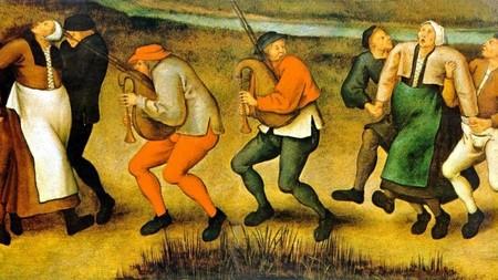 Ask Dancing Plague Dance At Molenbeek E