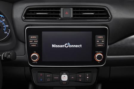 Nissan Leaf Pantalla 2