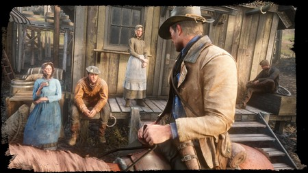 Red Dead Redemption 2 Annesburg 03