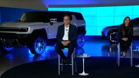 ¡In fraganti! Se filtra una imagen del GMC Hummer EV SUV 2023