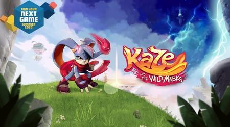 Kaze and the Wild Masks me ha demostrado que es un plataformas como los de antaño que engaña bastante con su inocencia