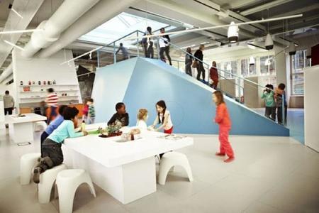 Las aulas en Suecia, lejos de las escuelas tradicionales