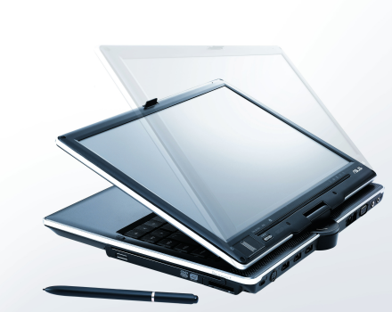 Asus R1F, su nuevo Tablet PC