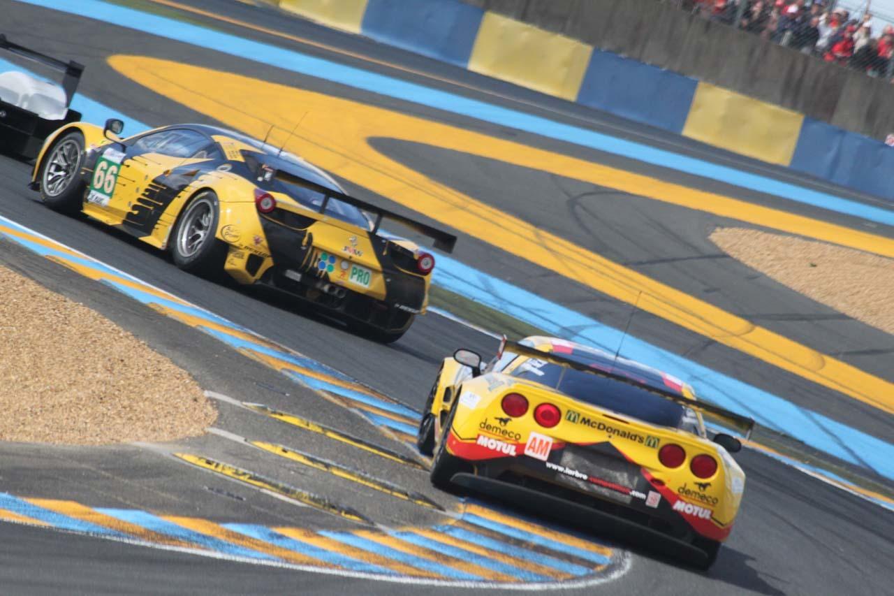 Foto de 24 horas de Le Mans 2012 (57/160)