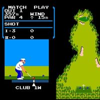 Las Nintendo Switch ocultan un secreto: una copia (aún no jugable) del Golf para NES de 1984