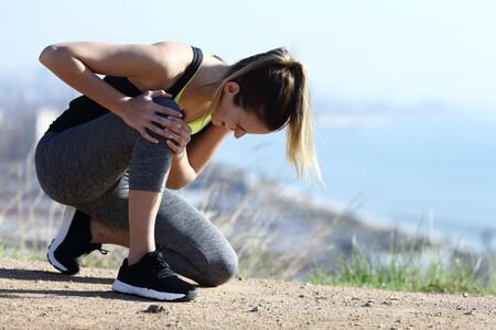 Protege tus rodillas al correr: todo lo que necesitas saber para reducir el riesgo de lesiones y cuándo parar