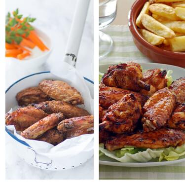 26 recetas fáciles y deliciosas de alitas de pollo para chuparse los dedos