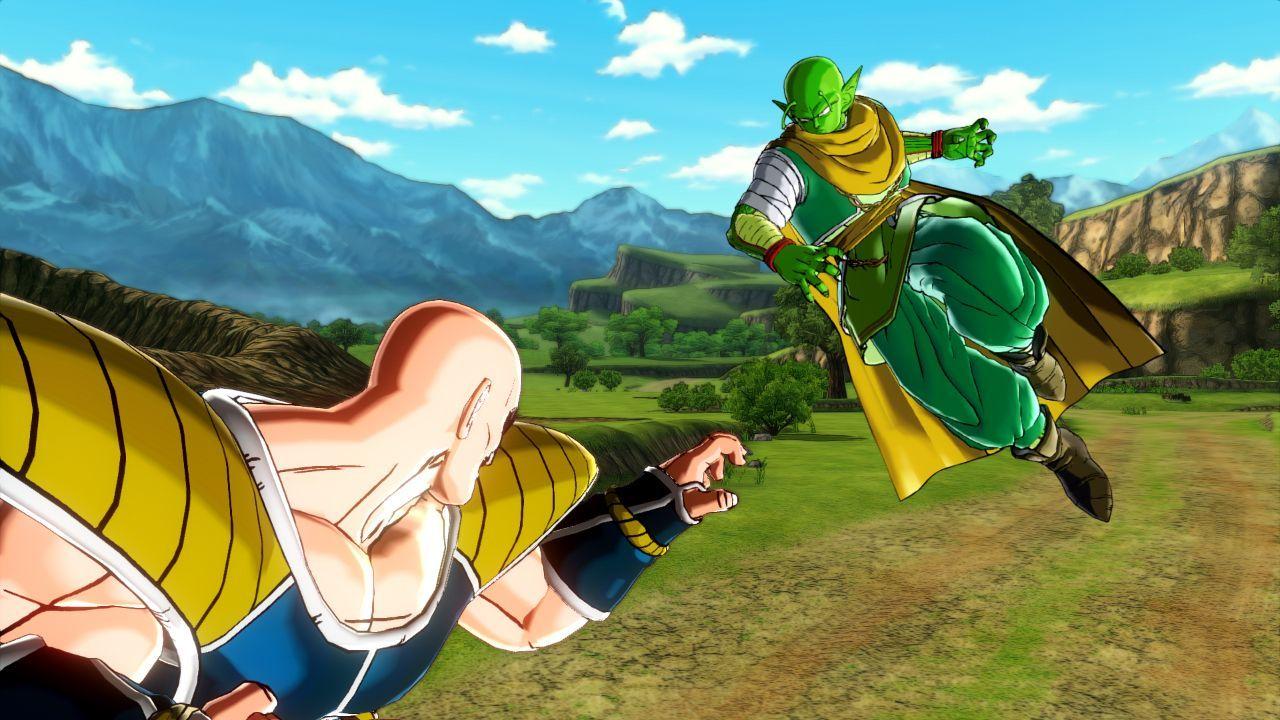 Foto de Guerrero Dragon Ball Xenoverse (8/19)