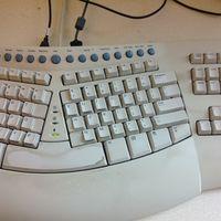 El mítico teclado ergonómico de Microsoft volverá con una reedición modernizada con puerto USB