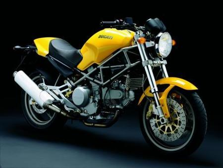 Motos Ducati: Monster