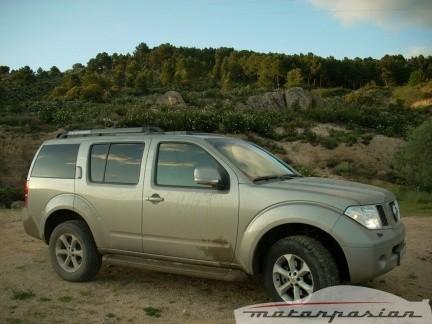 Nissan Pathfinder, prueba (parte 3)