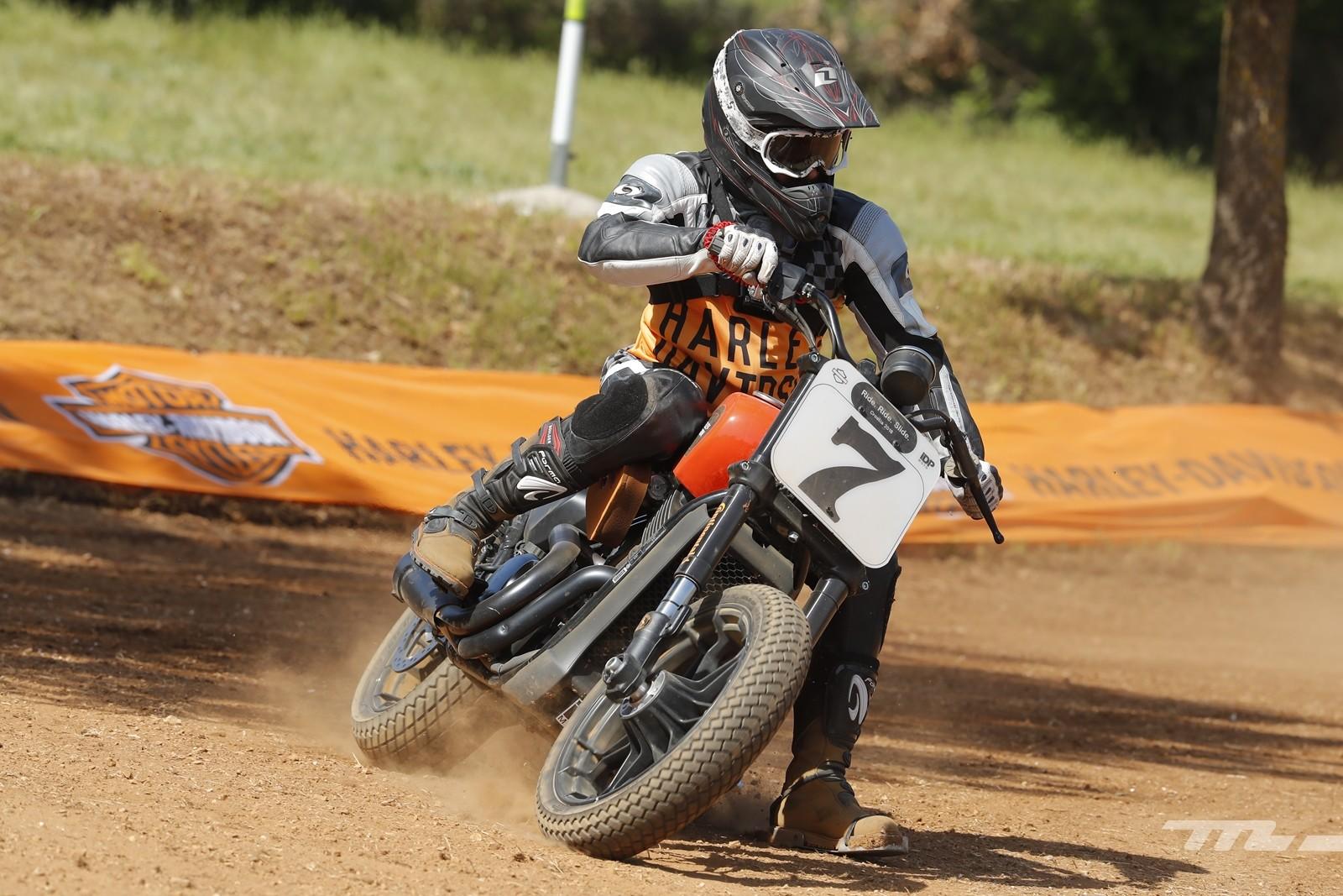 Foto de Harley-Davidson Ride Ride Slide 2018 (42/82)