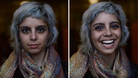 Una estudiante graba la reacción de la gente al decirles que son guapos: tenemos que trabajar la autoestima de nuestros hijos