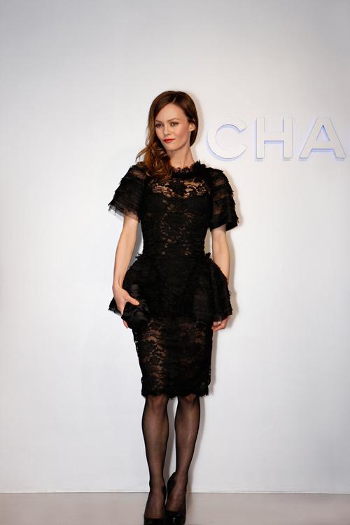 Foto de El desfile de Chanel: los invitados (11/32)